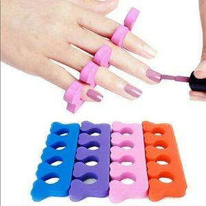Other - Soft Finger Separators for Manicures or Pedicures